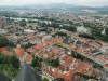 Pohled na město Trenčín